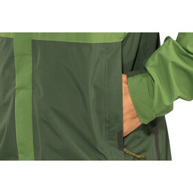 AGU Section Rain Jacket Herr army green